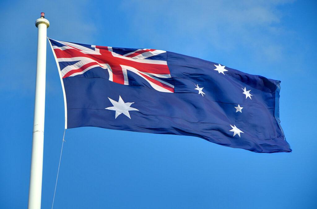DVA Health Flag Australia